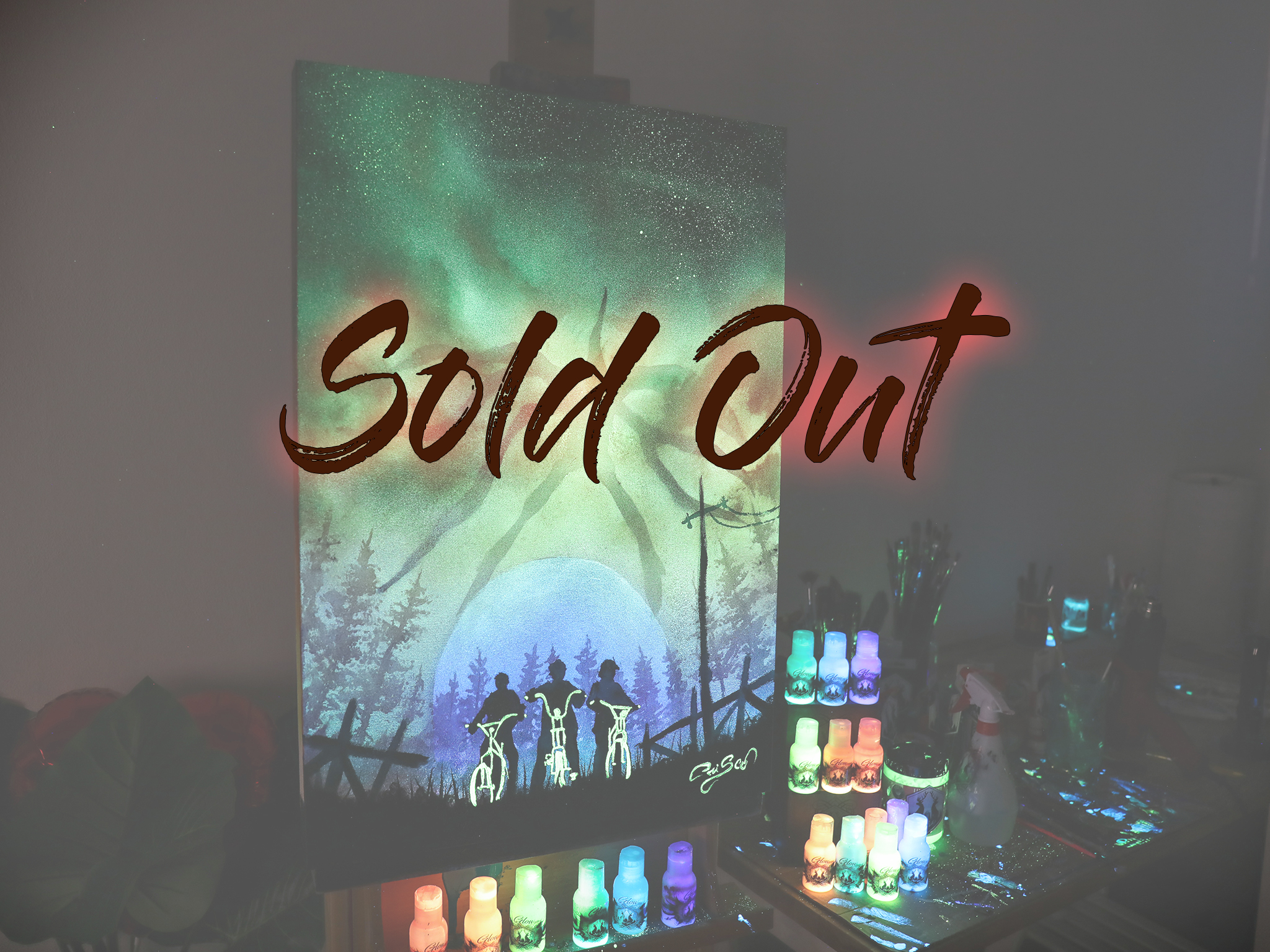 sold out filesstranger